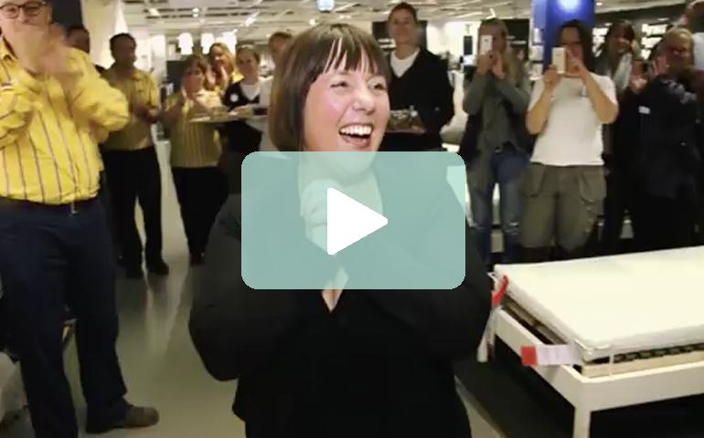 Pinterest actie IKEA