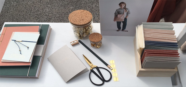 showUP Stationery marloes