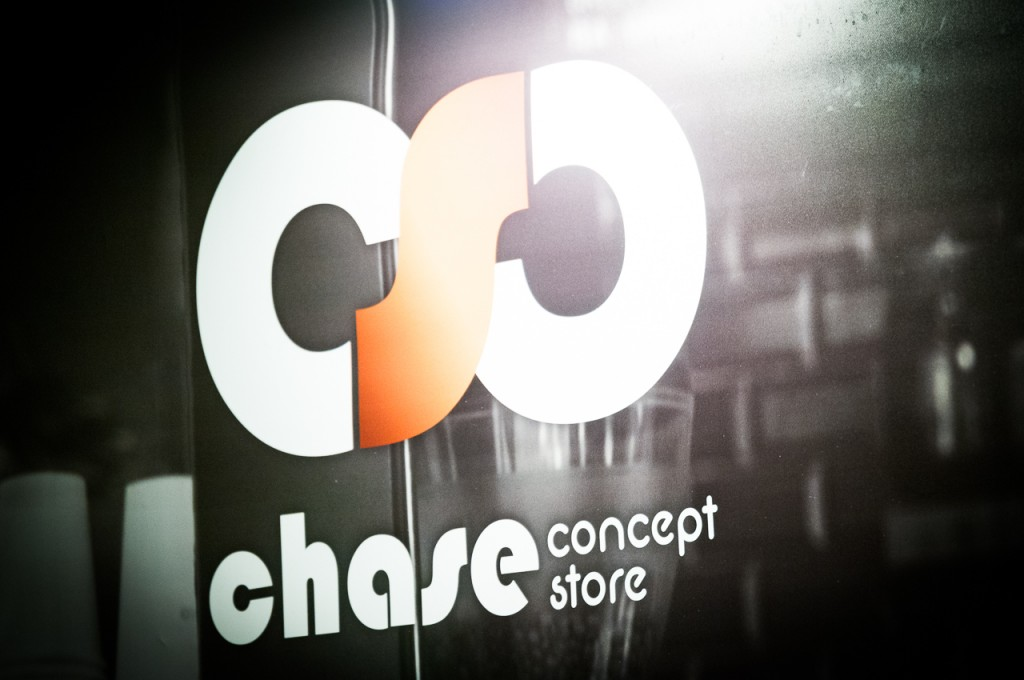 Logo Chase Concept Store
